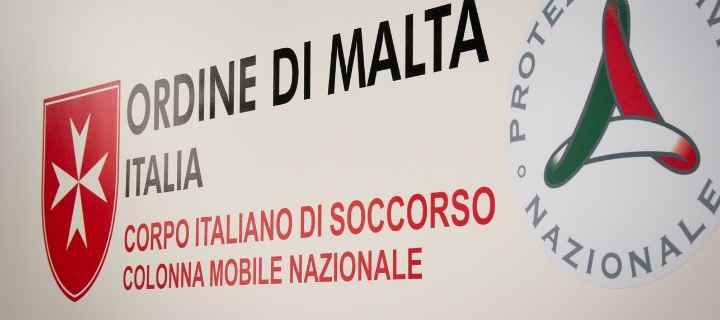 Ordine di Malta - Emergenza Coronavirus