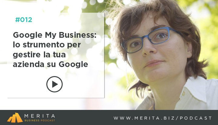 Elena Osti - Google My Business