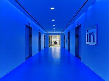 Profilo aziendale su LinkedIn