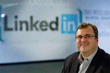 Reid Hoffman - Fondatore di LinkedIn