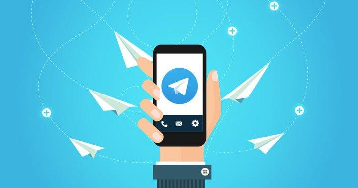 Telegram per business