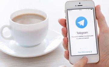 Messaggi su Telegram