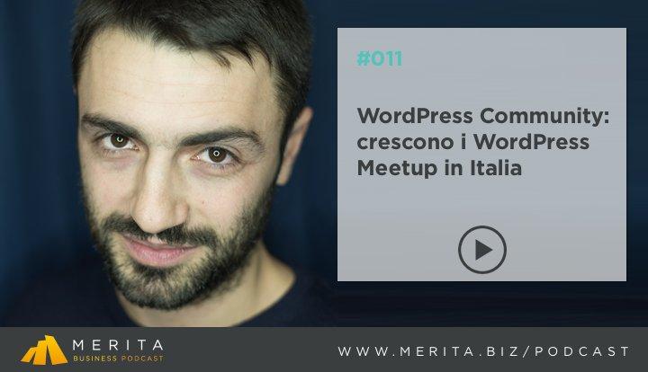 WordPress Community: Maurizio Melandri