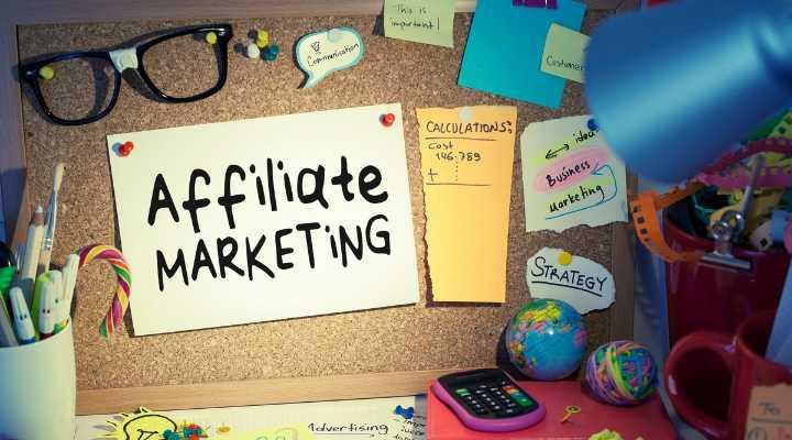 Affiliate Marketing - Arrotondare lo stipendio