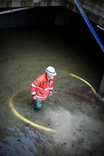 Angeli del fango? No, volontari di protezione civile preparati e compententi