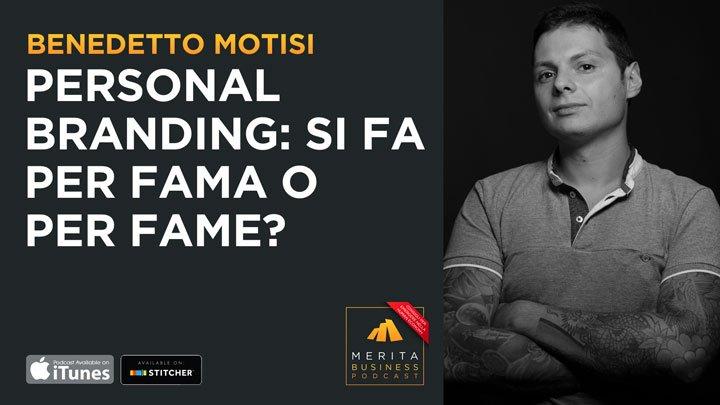 Benedetto Motisi - Personal Brand
