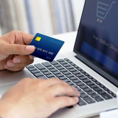 Pagamenti ecommerce - Carta di credito per negozio online