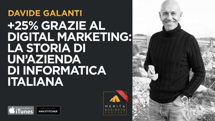 +25% grazie al digital marketing