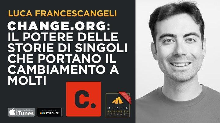 Luca Francescangeli - Change.org