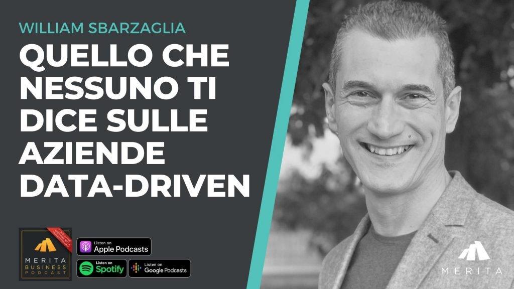 William Sbarzaglia - Data Driven