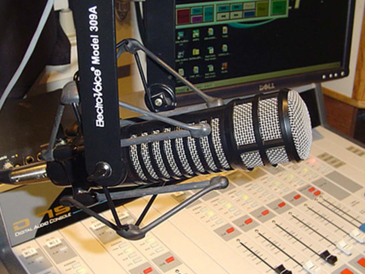 Electro-voice RE320 - Microfono