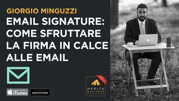 Firma Email: come fare una firma per le email in grado di attrarre i clienti