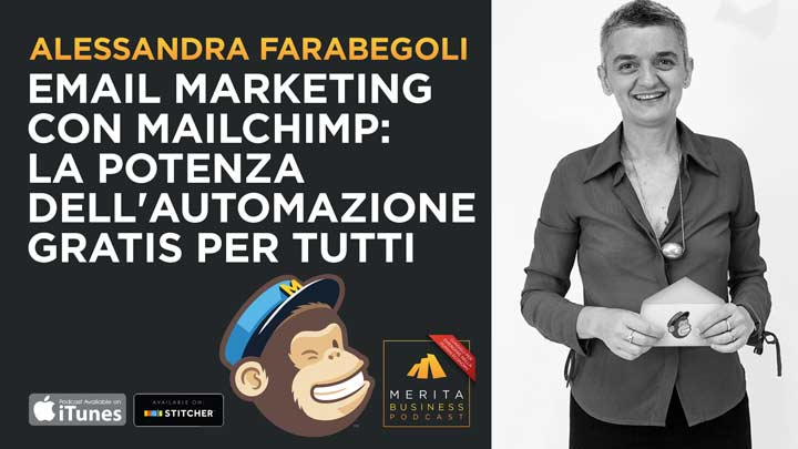Email Marketing con MailChimp di Alessandra Farabegoli