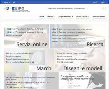 EUIPO - Ufficio dell'Unione europea per la proprietà intellettuale