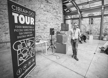Digital food marketing: un evento come CIBIAMOCI è èerfetto per capire questo mondo