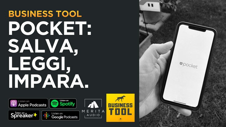 Pocket: Salva, Leggi, Impara.