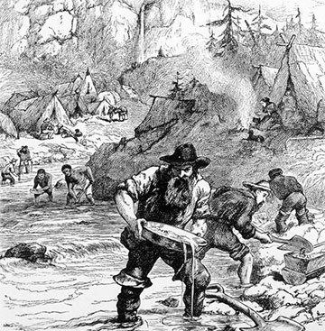 Cercatori D'oro australiani