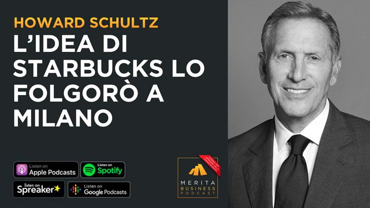 Howard Schultz: Starbucks
