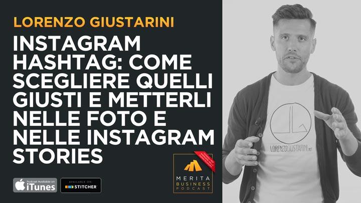 Come Scegliere gli Hashtag Instagram