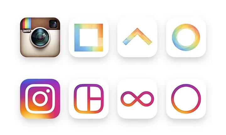 Instagram nuovo logo