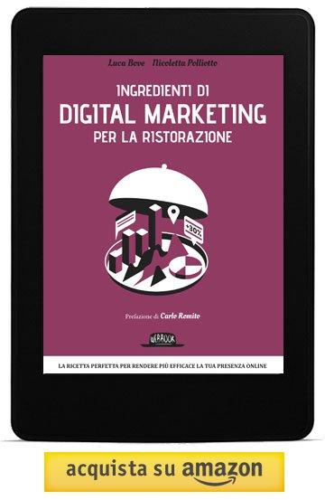 Acquista il libro: Ingredienti di Digital Marketing per la Ristorazione