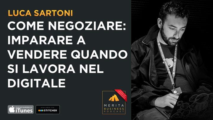 Luca Sartoni - Saper vendere nel digitale