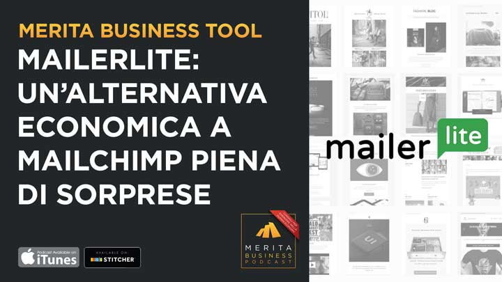 Mailerlite: email marketing economico ma potente