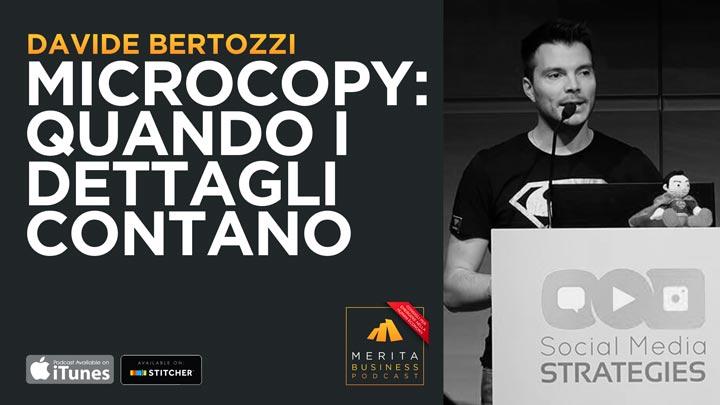 Marco Bertozzi - Microcopy