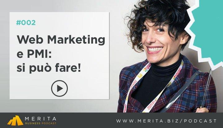 Mariachiara Marsella - WebMarketing e PMI: si può fare!