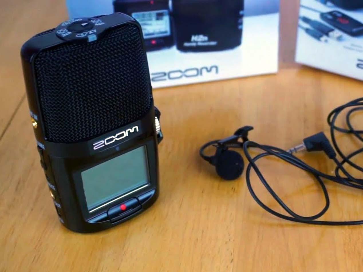 Microfono Zoom