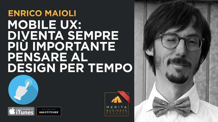 Enrico Maioli - Mobile UX