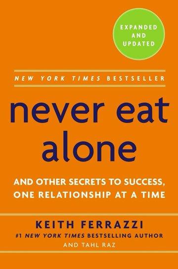 Acquista: Never eat alone
