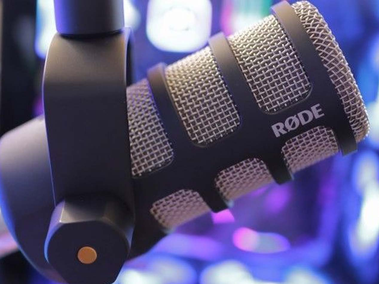Rode PodMic - Microfono per Podcast