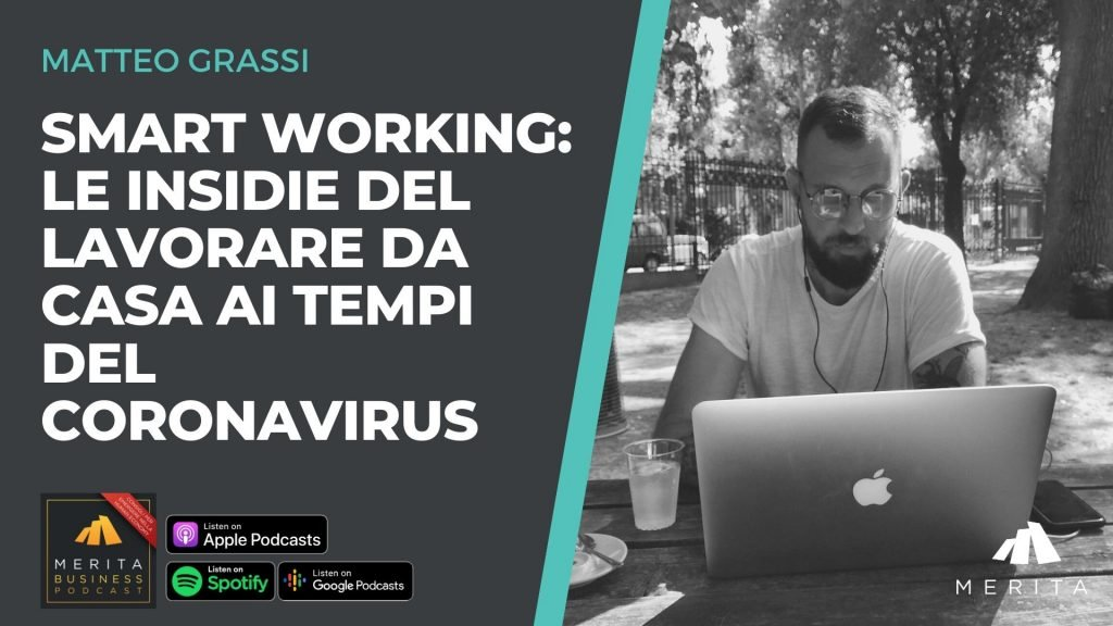Matteo Grassi - Smart Working
