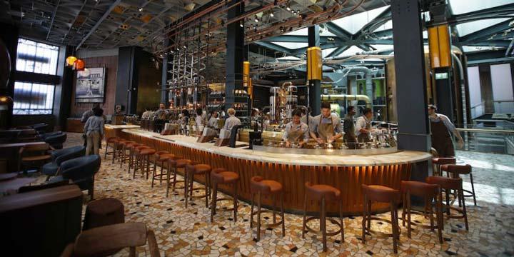 Starbucks Roastery a Milano