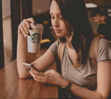 Starbucks in Italia - Milano