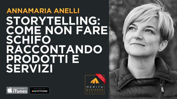 Storytelling: intervistiamo Annamaria Anelli