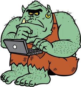 I troll e le critiche