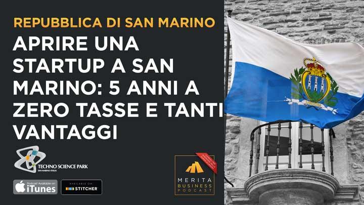 Aprire una società a San Marino