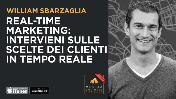 William Sbarzaglia - Real-Time Marketing e Real-Time Analytics