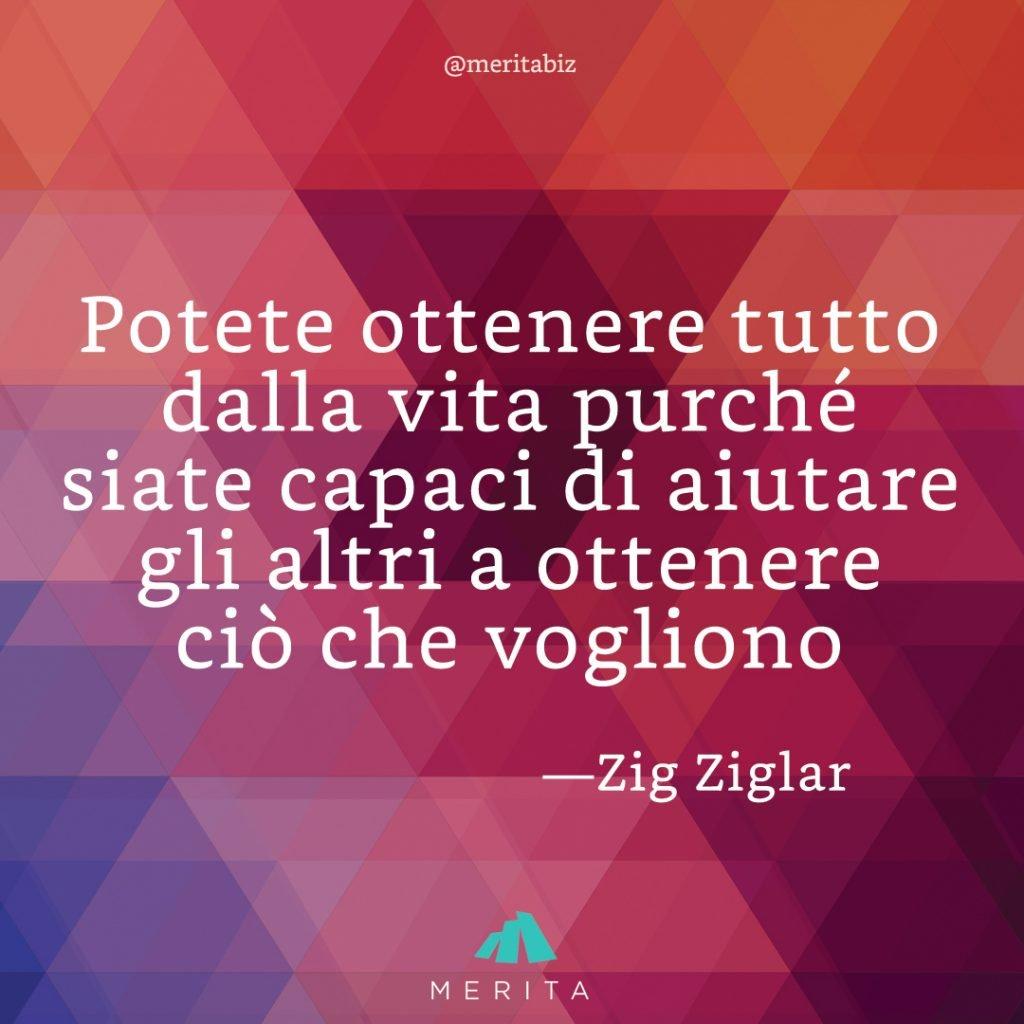 Citazione di Zig Ziglar