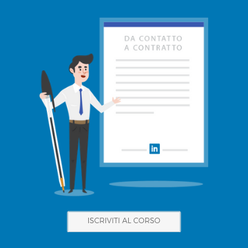 Corso LinkedIn Gratis per Venditori