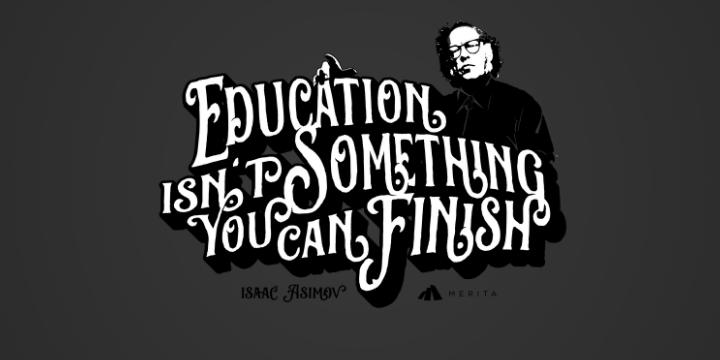 Merita Business Podcast T-Shirt