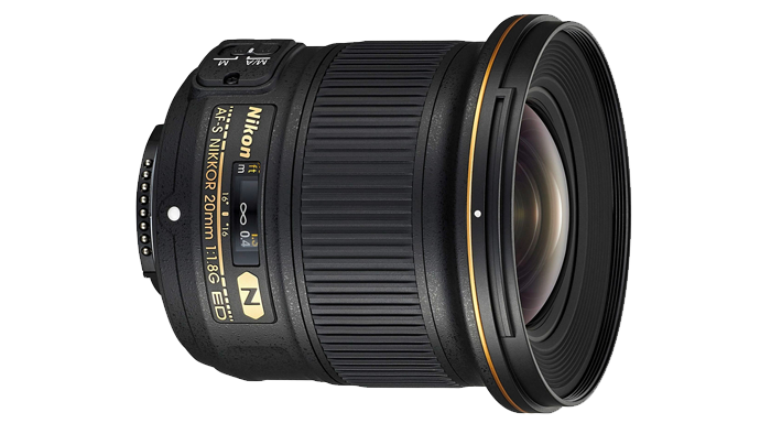 Nikon 20mm 1.8G - Attrezzatura Vlog / Podcast