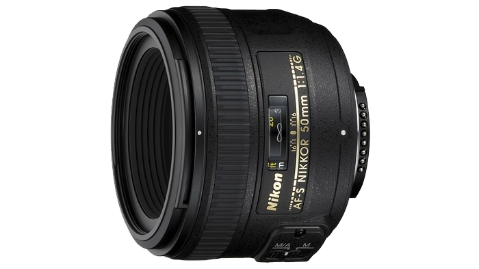 Nikon 50mm - Attrezzatura Podcast / Vlog
