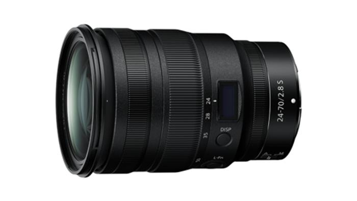 Nikon Z - 24-70mm - Attrezzatura vlog / podcastNikon Z - 24-70mm