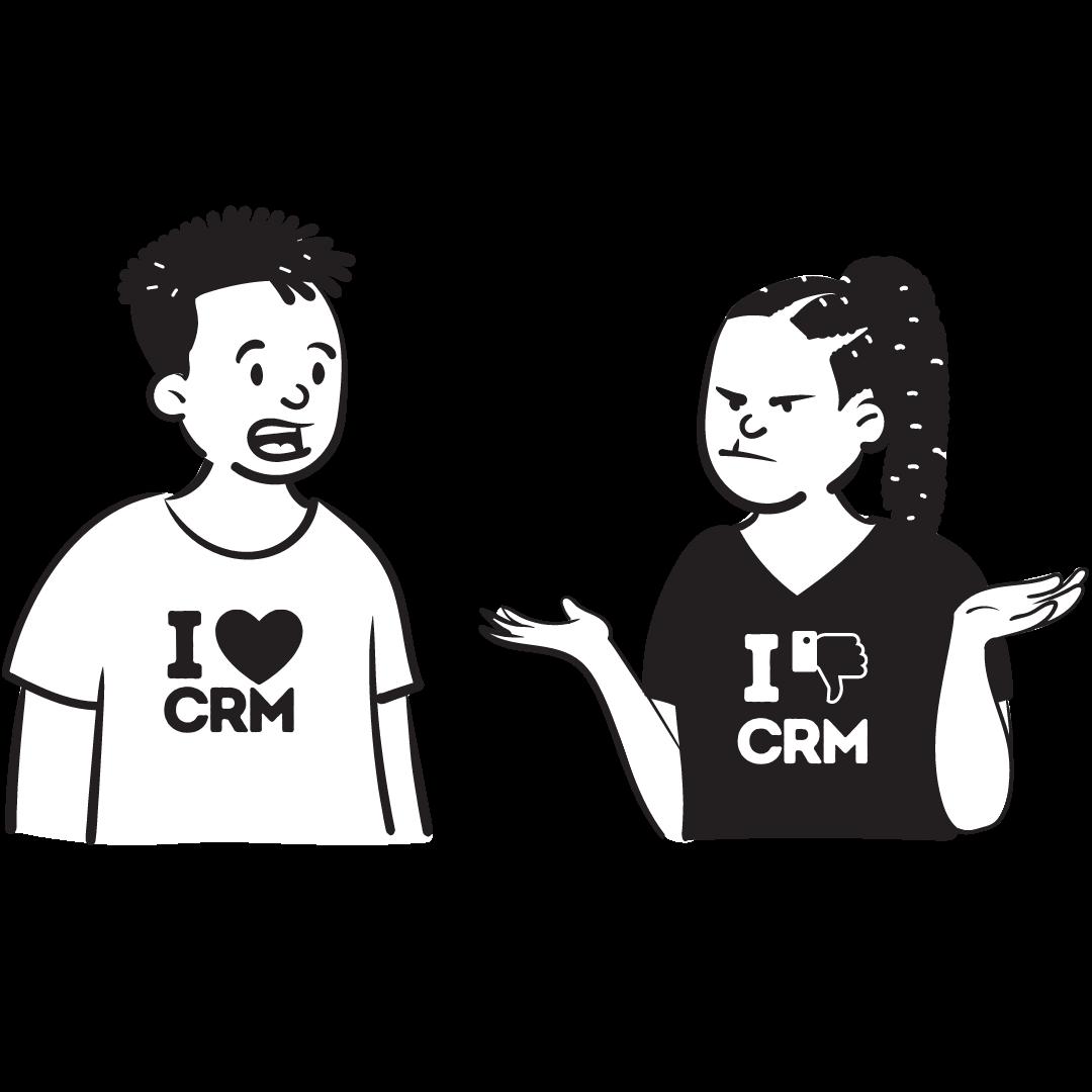 Corso di CRM