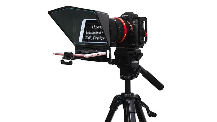 Teleprompter Portatile - Attrezzatura da Vlogging e Podcasting
